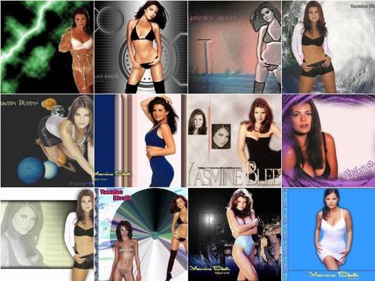 Product picture Yasmine Bleeth wallpaper